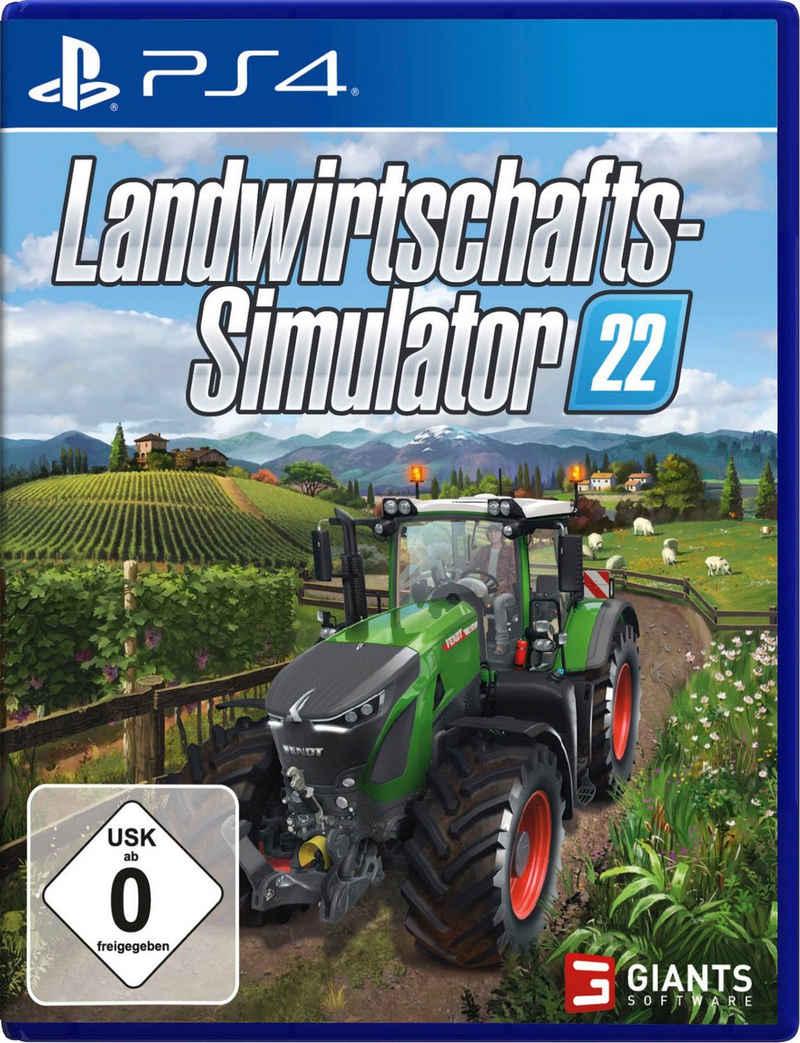 Landwirtschafts-Simulator 22 PlayStation 4