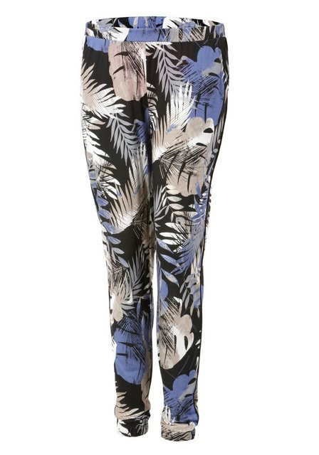 Hosen - Aniston SELECTED Schlupfhose im modernen Jungle Print NEUE KOLLEKTION ›  - Onlineshop OTTO
