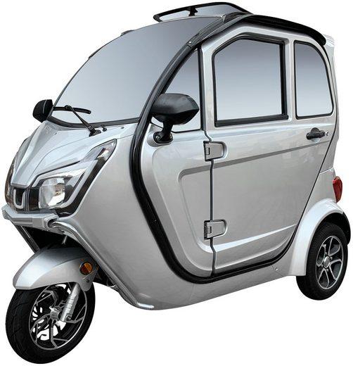 Didi THURAU Edition Elektromobil »3-Rad eLizzy Premium 25 km/h - mit Vor-Ort-Einweisung«, 1000 W