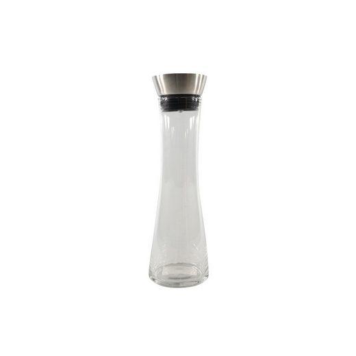 Neuetischkultur Karaffe »Glaskaraffe 1 Liter«, (2-tlg)