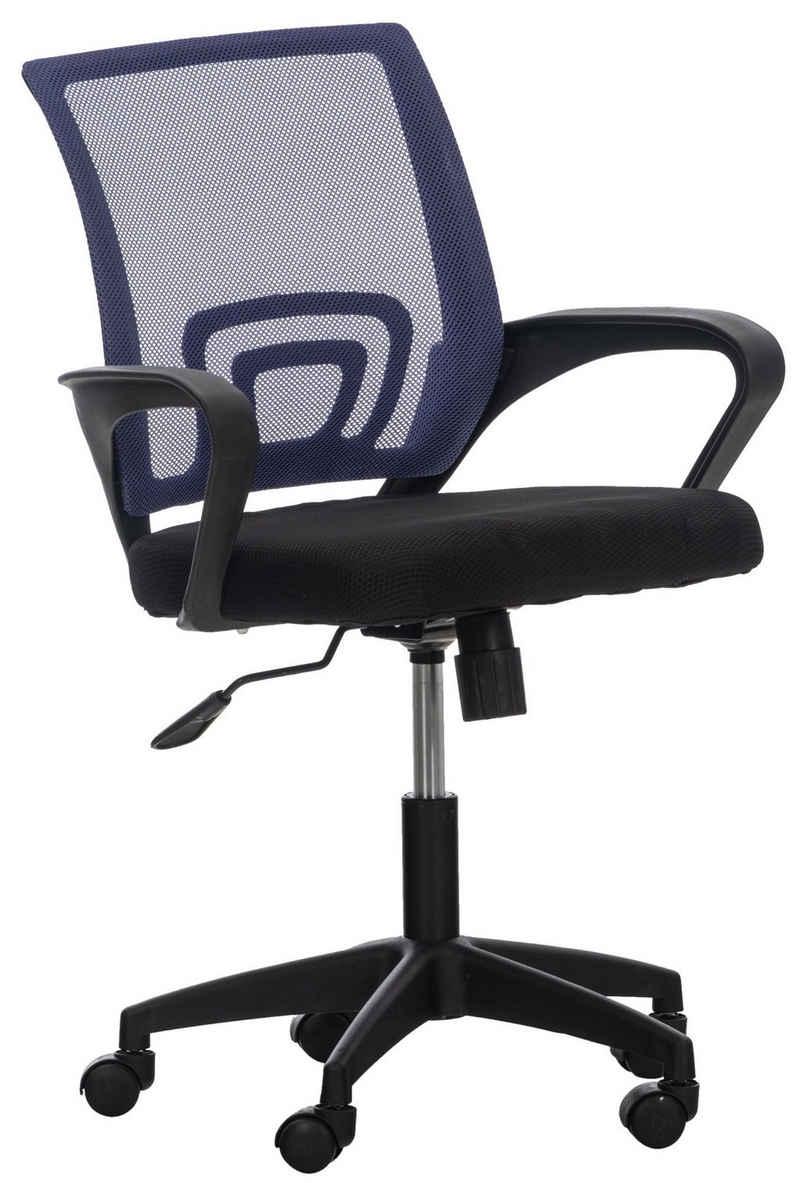 CLP Schreibtischstuhl »Bürostuhl Auburn«, Höhenverstellbar und drehbar