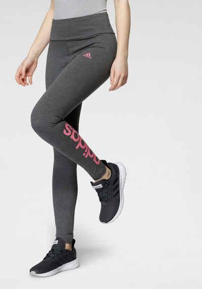 adidas Performance Leggings »ESSENTIALS HIGH WAIST LEGGING«