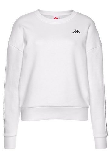 Großer Rabatt Kappa Sweatshirt »Sweatshirt«
