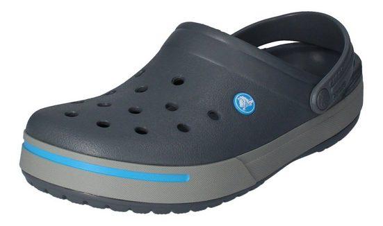 Crocs »Crocband II« Clog Charcoal Light Grey