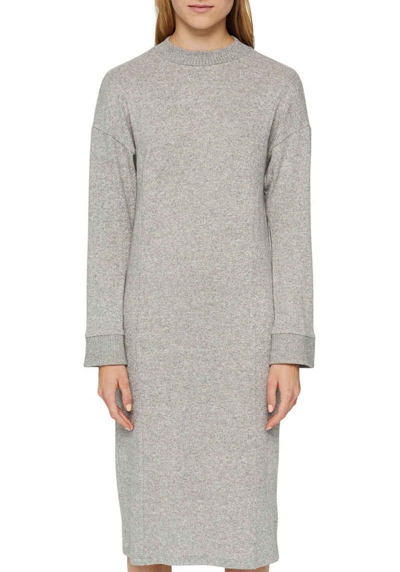 edc by Esprit Jerseykleid mit geschlitzten Seiten