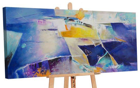 YS-Art Gemälde »Abstraktion VIII 172«
