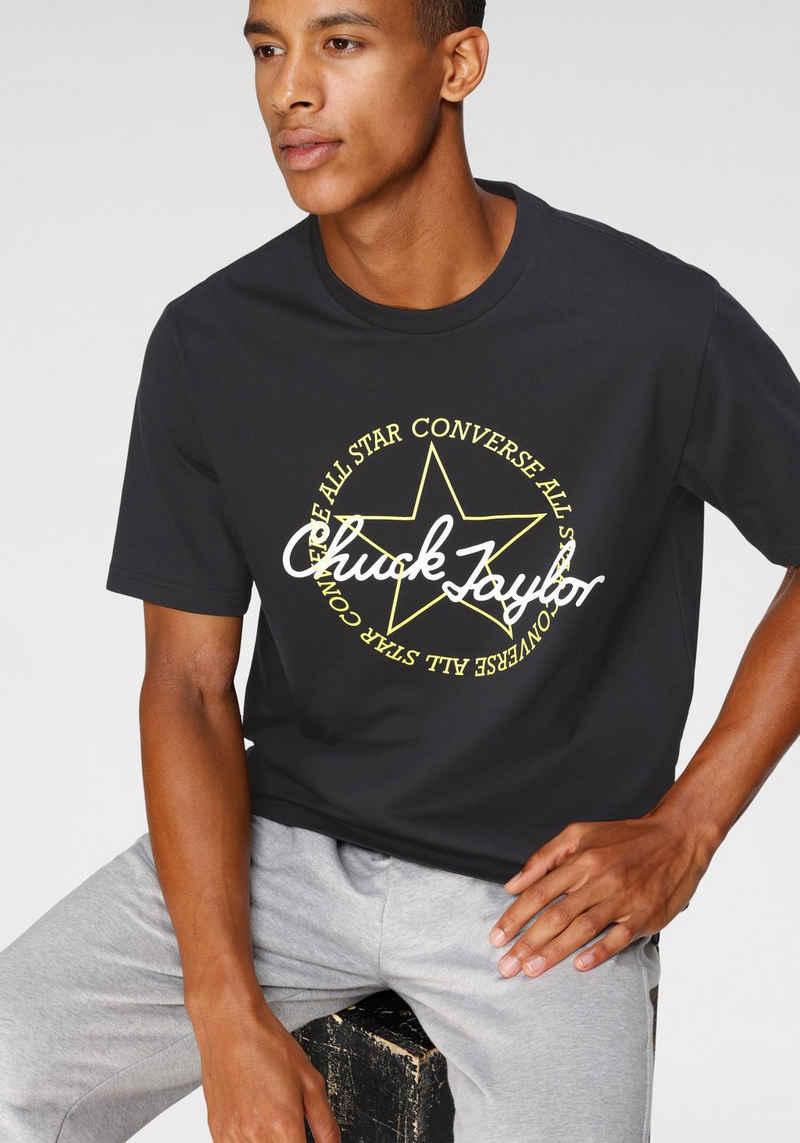 Converse T-Shirt »REMIX CHUCK TAILOR«