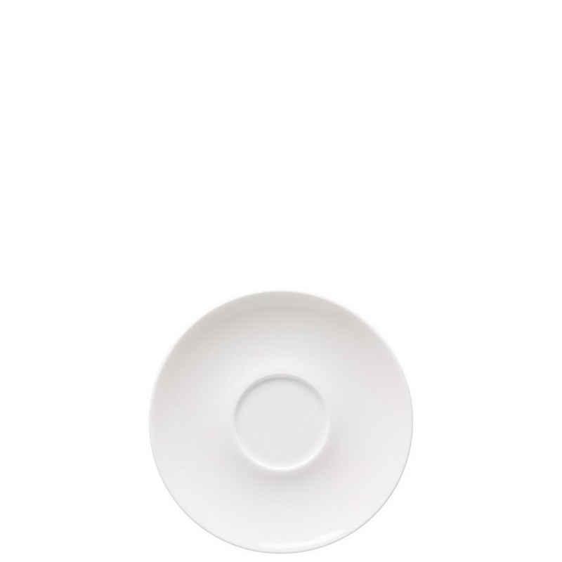Rosenthal Untertasse »Jade Weiß Tee-Untertasse«, (1 Stück)