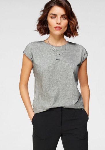 Tamaris T-Shirt mit lockerer Passform - NEUE KOLLEKTION