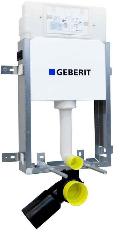GEBERIT Vorwandelement WC »UP320 Kombifix basic«, Betätigung von vorne