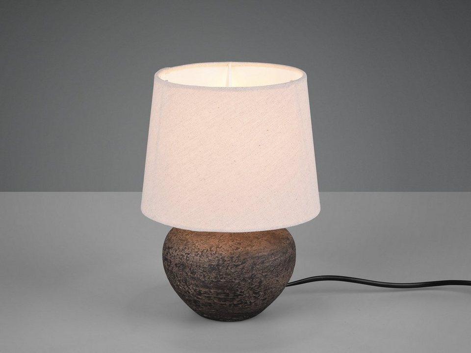 Ausgefallene Tischlampen mit Stoff Lampenschirm für die Wohnzimmer Fensterbank