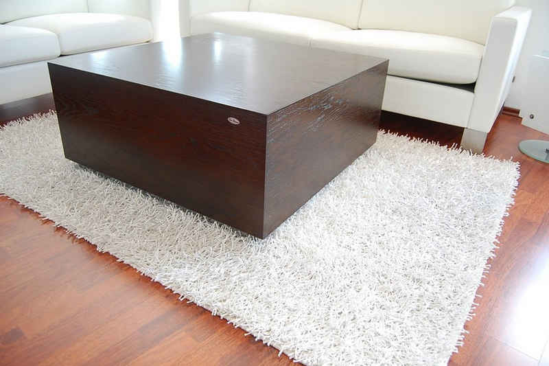 carl svensson Couchtisch »Design Couchtisch Tisch W-555 Walnuss / Wenge Carl Svensson«