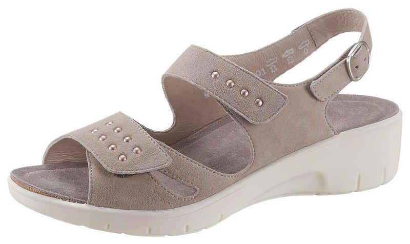 SOLIDUS »GINA« Sandale mit Ziernieten