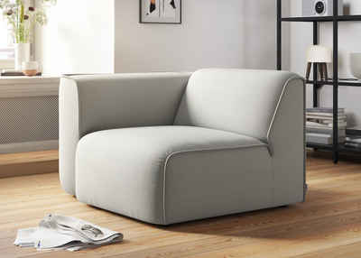 """COUCH♥ Sessel »Fettes Polster«, als Modul oder separat verwendbar, viele Module für individuelle Zusammenstellung s. """"Fettes Polster"""" COUCH Lieblingsstücke"""