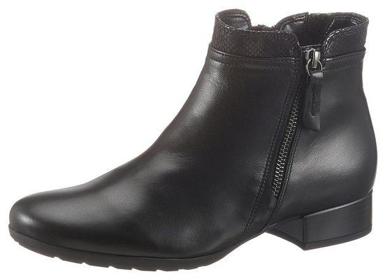 Gabor »PISA« Stiefelette in Schuhweite H (sehr weit)