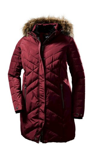 STOY Steppmantel »WMN Quilted PRK D«