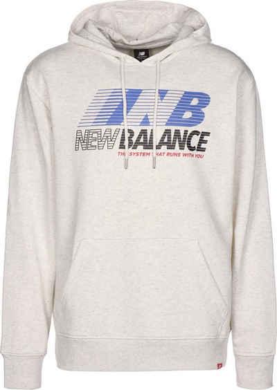 New Balance Hoodie »MT03508«