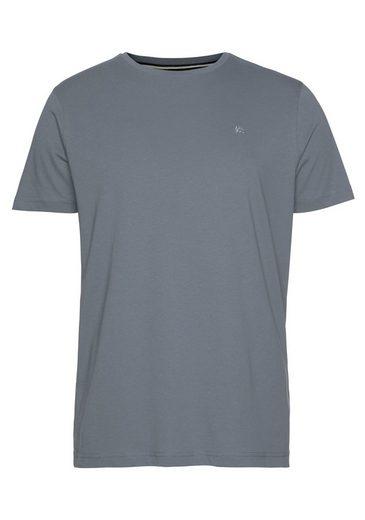 LERROS Kurzarmshirt im Basic-Look