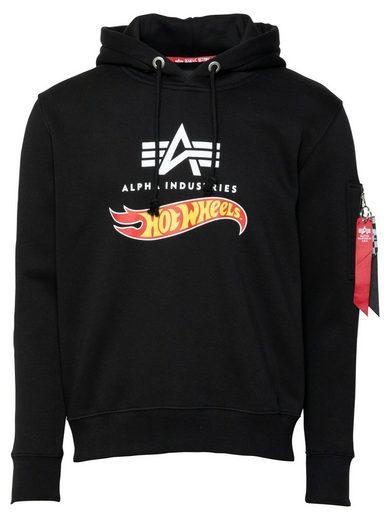 Alpha Industries Sweatshirt »Hot Wheels« (1-tlg)