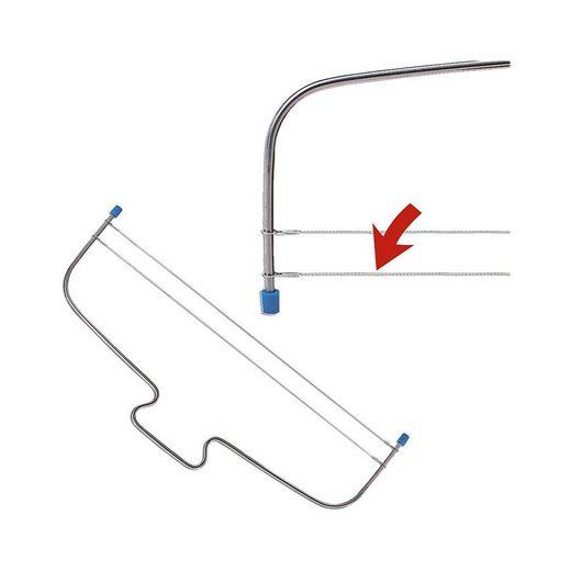 STÄDTER Backeinsatz »Ersatzdrähte für Tortenschneider, ca. 32 cm«