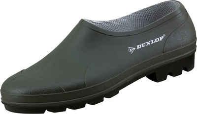 Dunlop_Workwear »B350611« Clog Galosche grün