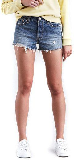Levi's® Jeansshorts »501 W«