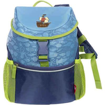 Sigikid Kindergartentasche »Rucksack groß, Sammy Samoa«