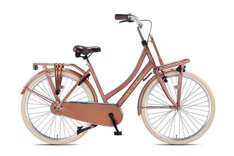 Altec Hollandrad »28 Zoll Hollandrad Altec Urban Damen ohne Gangschaltung«, Ringschloss