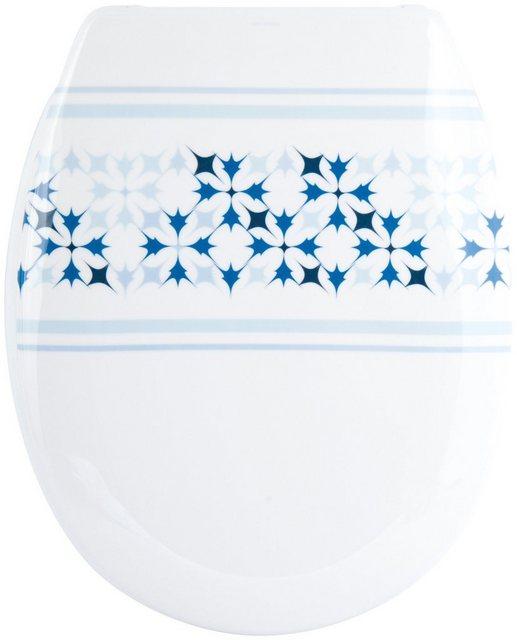 WCs und Zubehör - MSV WC Sitz »MALTA«, Duroplast, mit Softclose  - Onlineshop OTTO