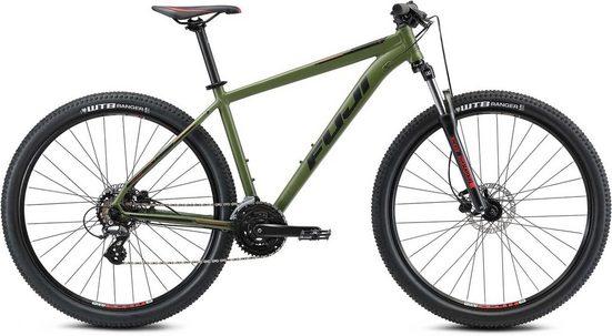 FUJI Bikes Mountainbike »Fuji Nevada 29 4.0 LTD«, 21 Gang Shimano Altus Schaltwerk, Kettenschaltung
