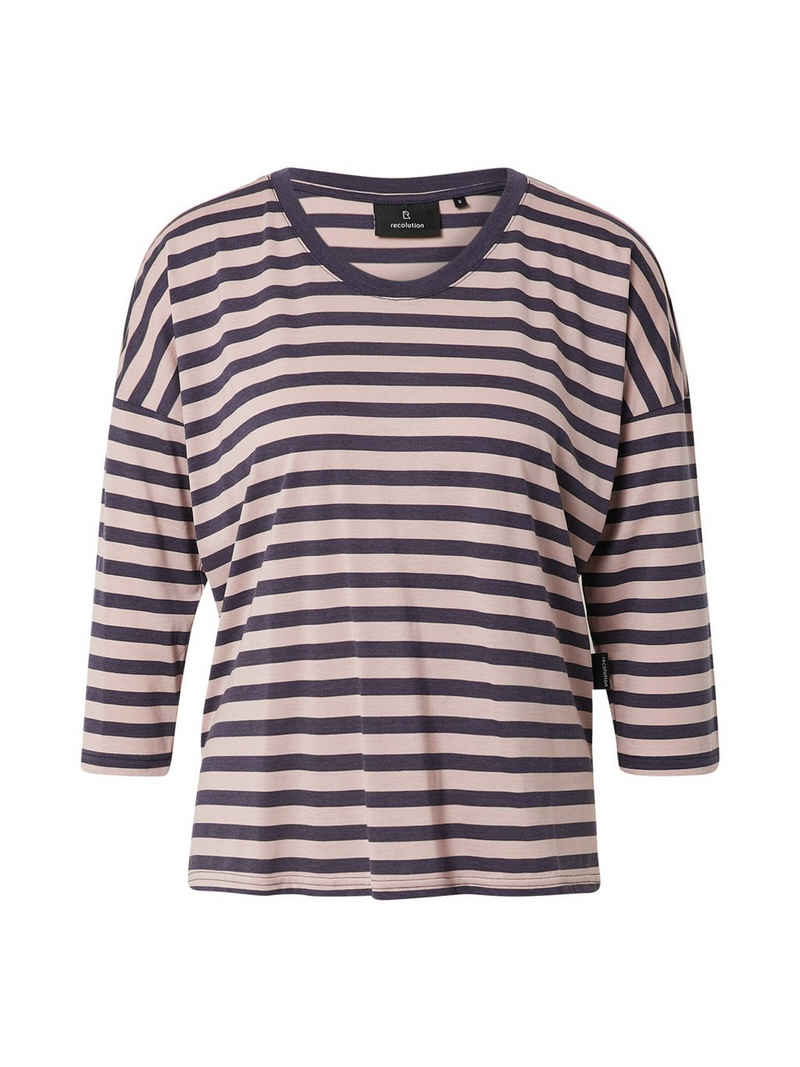 recolution 3/4-Arm-Shirt