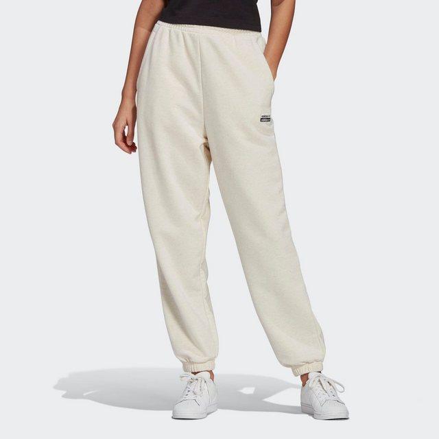 Hosen - adidas Originals Jogginghose »R.Y.V.« › weiß  - Onlineshop OTTO