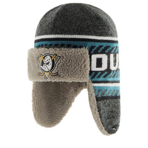 '47 Brand Fleecemütze »ICE TRAPPER Anaheim Ducks«