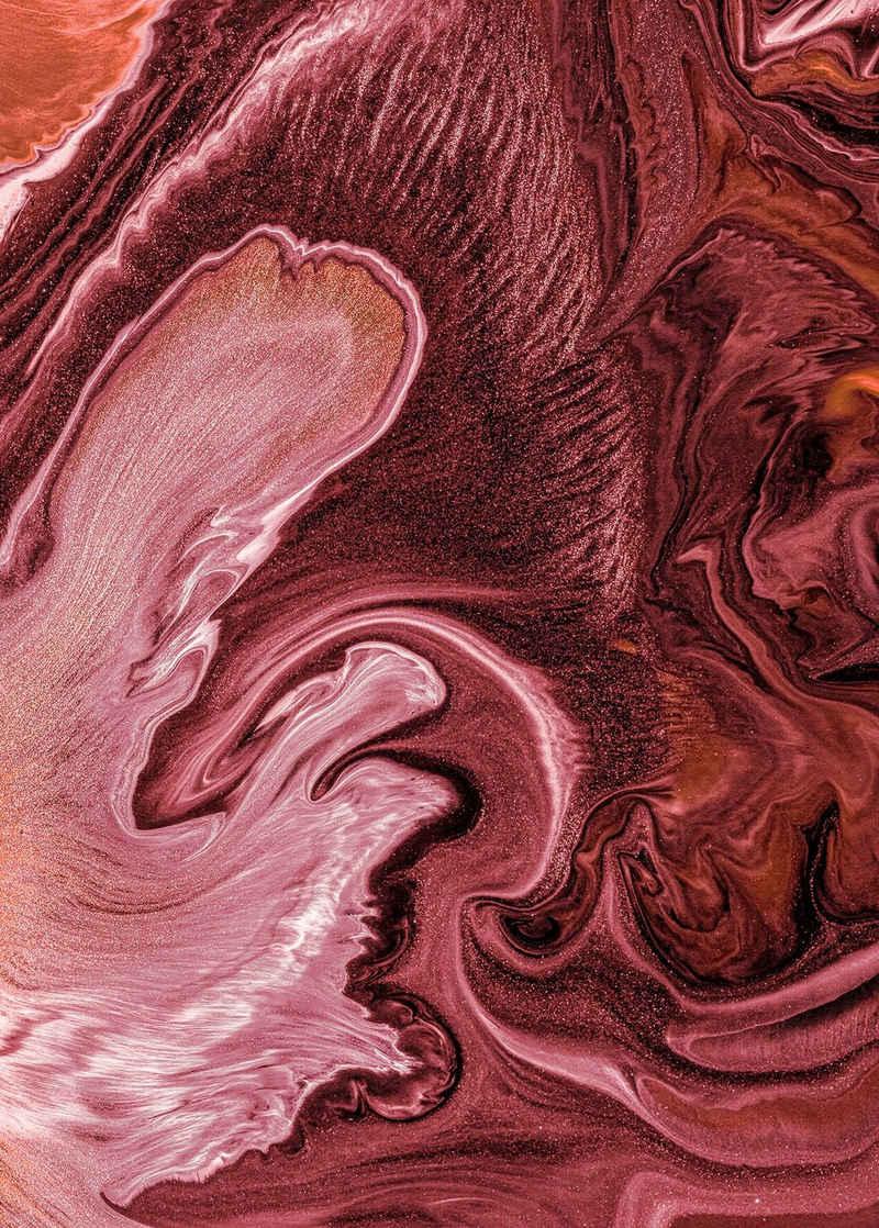 Komar Fototapete »Vliestapete Mélange«, glatt, bedruckt, geblümt, floral, realistisch, 200 x 280 cm