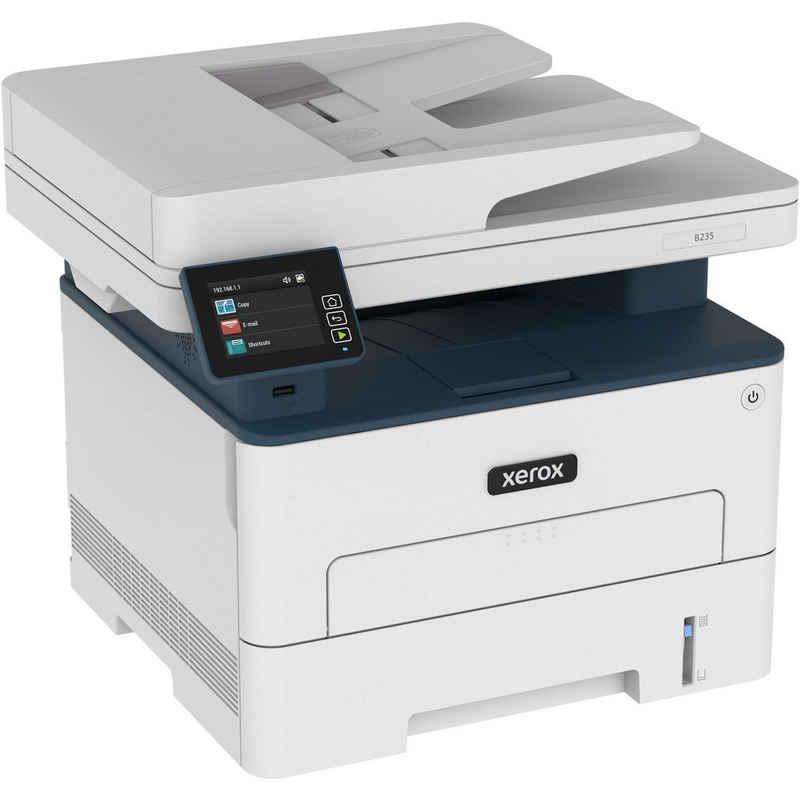 Xerox B235, USB, LAN, WLAN, Scan, Kopie, Fax Multifunktionsdrucker