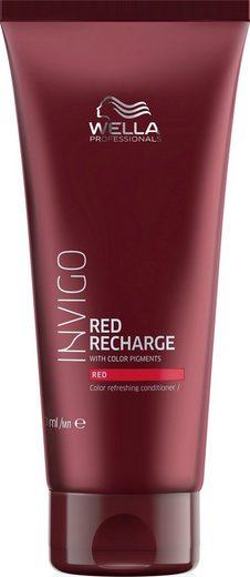 Wella Professionals Haarspülung »Invigo Red Recharge Color Refreshing Conditioner Red«, farbauffrischend