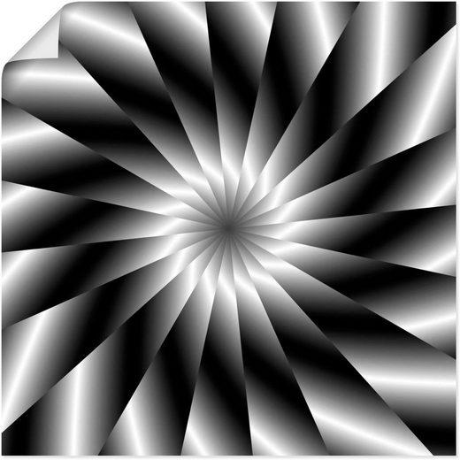 Artland Wandbild »Wie eine Turbine«, Muster (1 Stück)