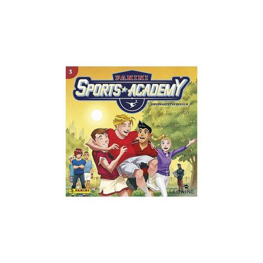 Universum Hörspiel »CD Panini Sports Academy (Fußball) 3«
