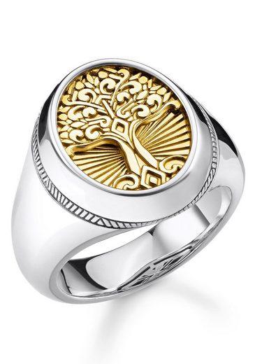 THOMAS SABO Fingerring »Tree of Love gold, TR2296-966-39-52, 54, 56, 58, 60, 62, 64, 66, 68«