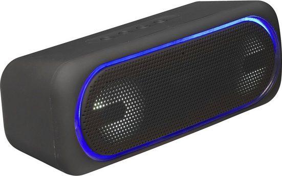 Denver BTT-515 2 Bluetooth-Lautsprecher (Bluetooth, 10 W)