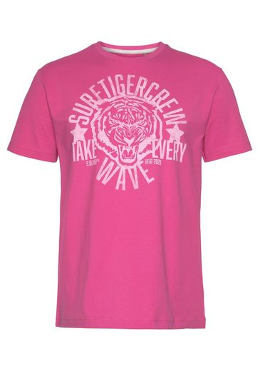 s.Oliver T-Shirt mit großem Frontprint