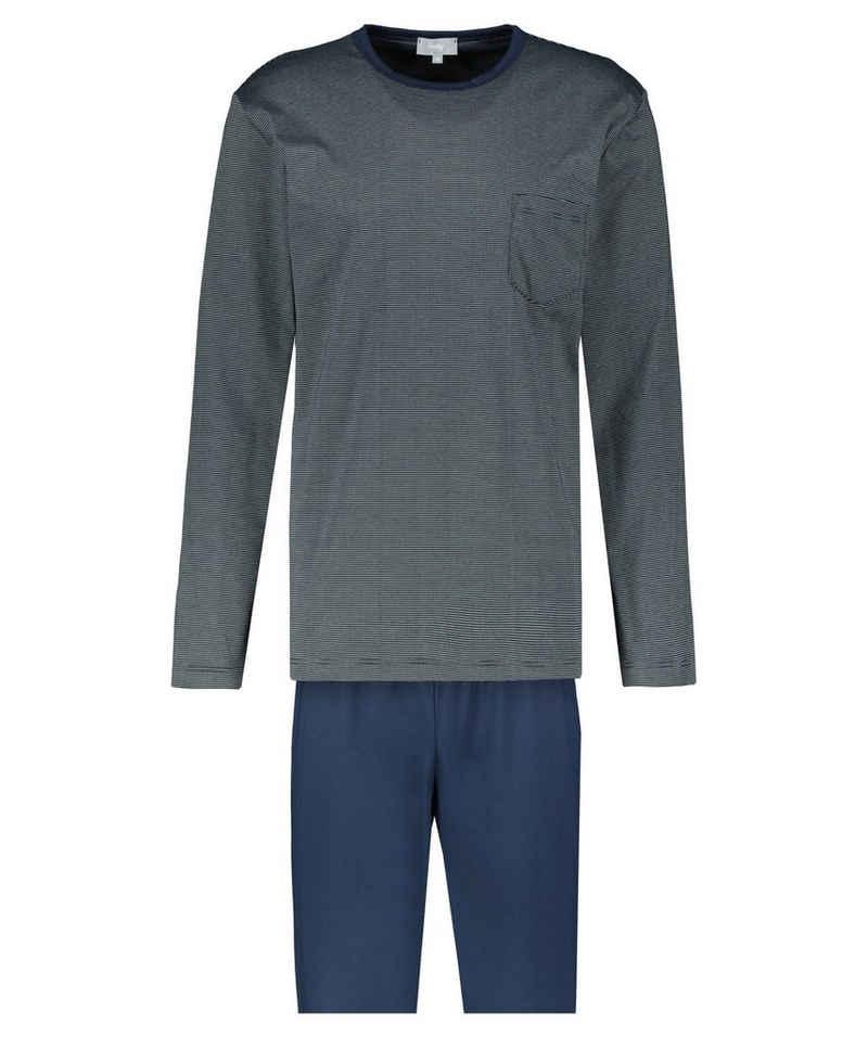 Mey Pyjama »Herren Schlafanzug 2-teilig«