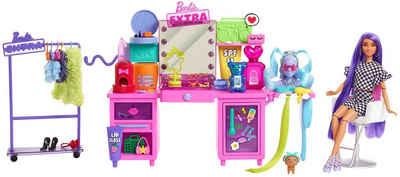 Barbie Spielwelt »EXTRA Spielset«, Stylingtisch mit Zubehör und Barbie Puppe