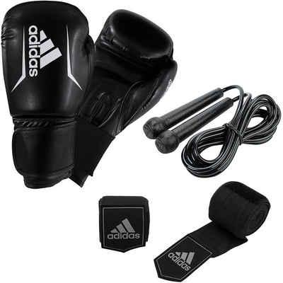 adidas Performance Boxhandschuhe »Boxing Kit« (Set)