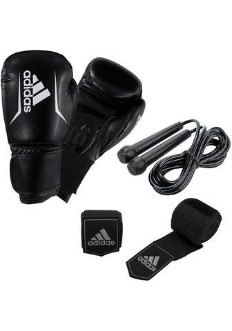 adidas Performance Bokso pirštinės »Boxing Kit« (Set)