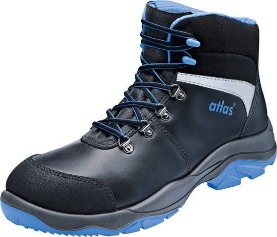 ATLAS Sicherheitsstiefel »SL 845 XP blue «, Weite 10