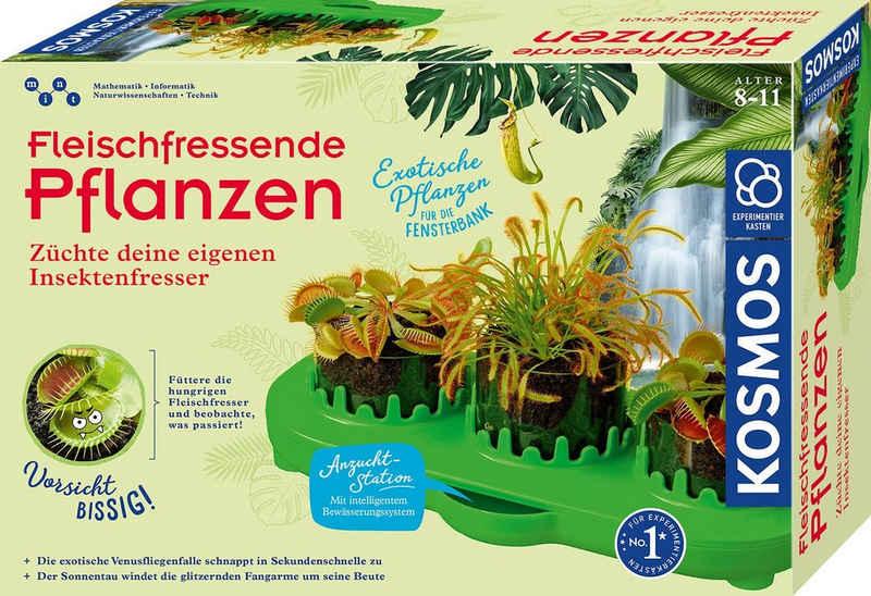 Kosmos Experimentierkasten »Fleischfressende Pflanzen«, Made in Germany