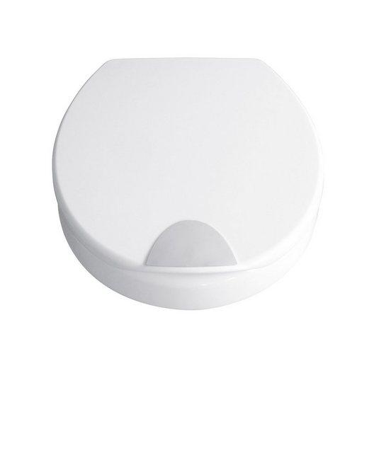 WCs und Zubehör - ADOB WC Sitz »Mantova«, Mit 5 cm Sitzerhöhung und Absenkautomatik  - Onlineshop OTTO