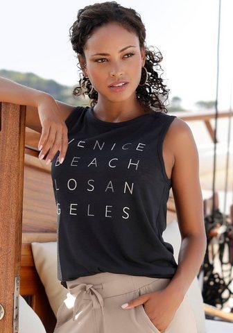 Venice Beach Marškinėliai be rankovių su Logoprint