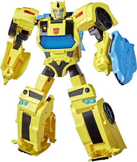 Hasbro Actionfigur »Transformers Officer-Klasse Bumblebee«
